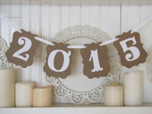 happy new year 2015 banner